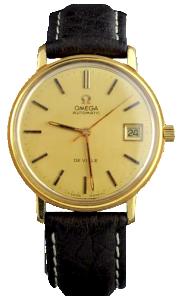Gouden horloge repareren